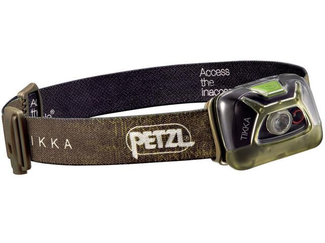 Petzl Tikka Green